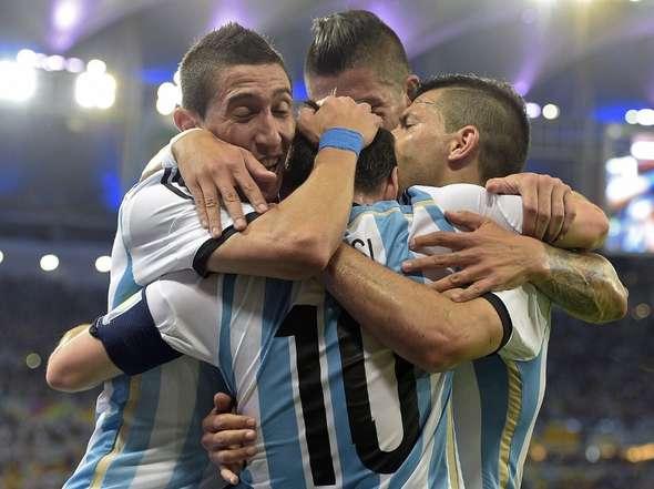 Argentina 2 – Bosnia-Herzegovina 1