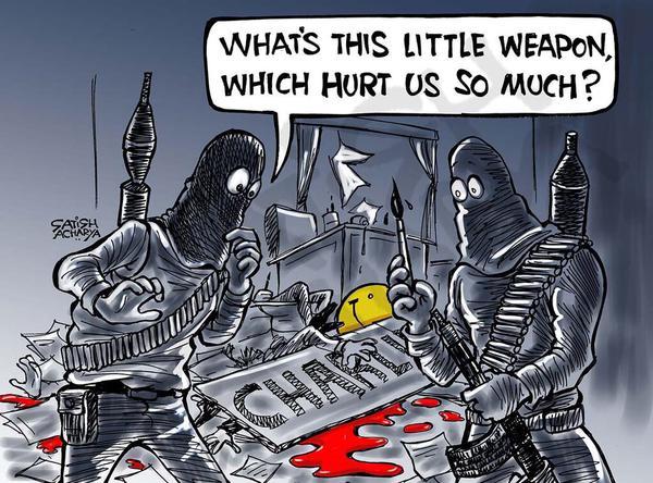 Acerca del atentado contra CharlieHebdo